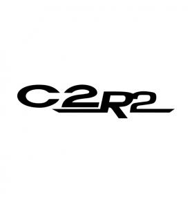 Autocollant Citroën C2R2