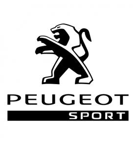 Autocollant Peugeot Sport