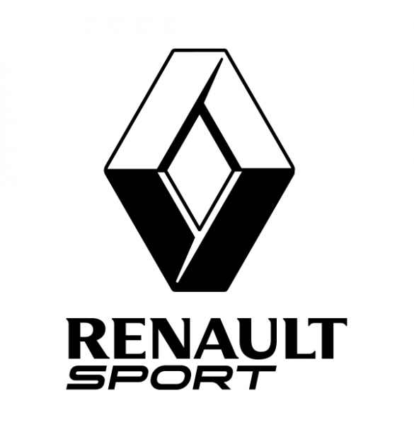 autocollant renault sport. Black Bedroom Furniture Sets. Home Design Ideas