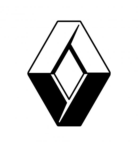 autocollant renault sport logo. Black Bedroom Furniture Sets. Home Design Ideas