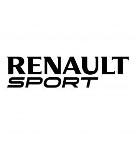 Sticker Autocollant Renault Sport 2