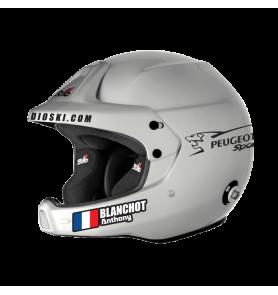 """Déco Casque """"Peugeot Sport"""""""