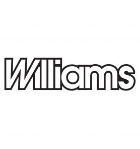 Sticker Renault Williams 2