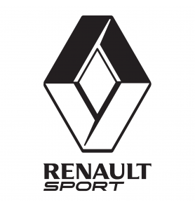 Roof Stickers Renault Sport