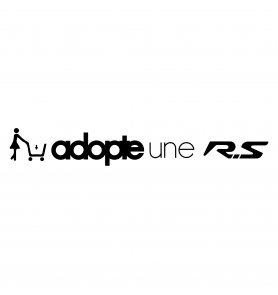 Autocollant Adopte une RS