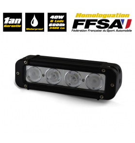 LED bar Ziny Racing 40W