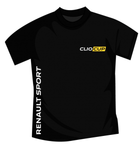 T-Shirt Renault Sport Clio Cup