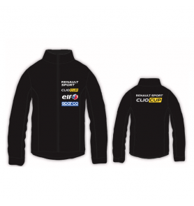Softshell Renault Sport Clio Cup