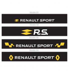 Bande pare soleil Renault Sport 2017