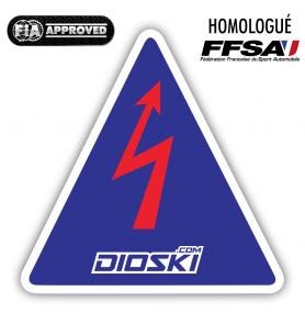 Circuit breaker Sticker
