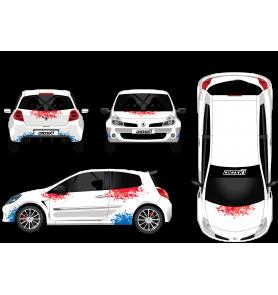 Kit déco Rallye Universel 14