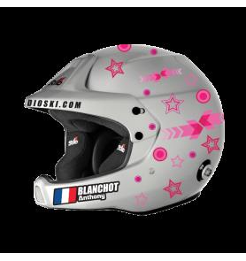 "Stickers Helmet ""Girly"""
