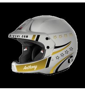 """Stickers Helmet Stilo WRC """"Pro"""""""